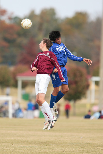 2008 Boys vs. Horn Lake @ Tupelo Tourney