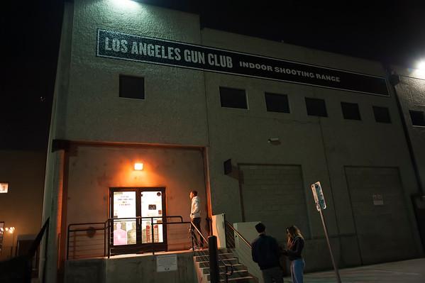 Gun in Los Angeles
