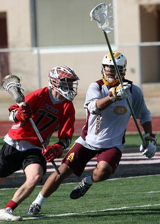 ASU Lacrosse vs UNLV 2-27-11