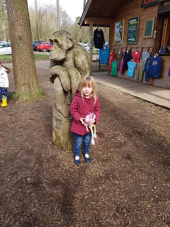 Jaimie & Emily Button Wendover Woods Mar 2016