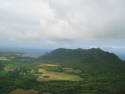 Haupu Ridge, Kaua`i - Site History