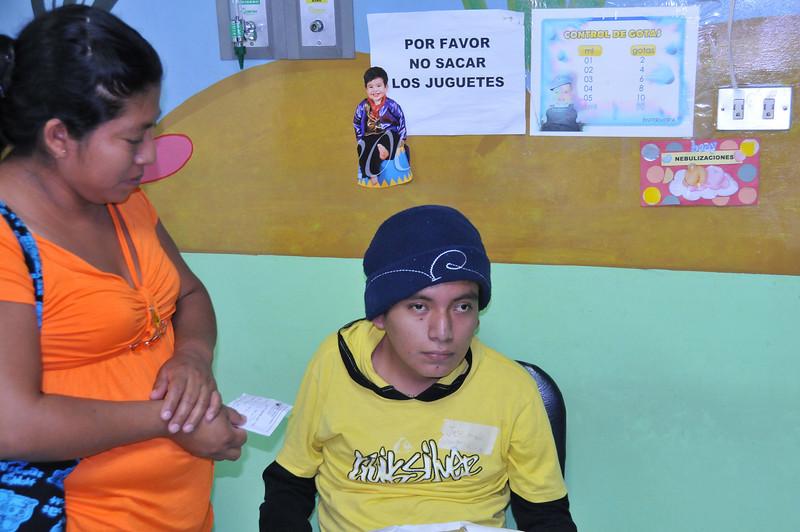 Case 7:  Jose Manuel Villagre de Leon, Surgery: VPS Revision R. Parietal