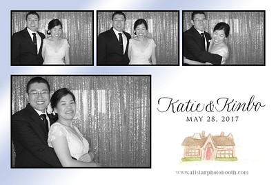 Katie & Kinbo's Wedding