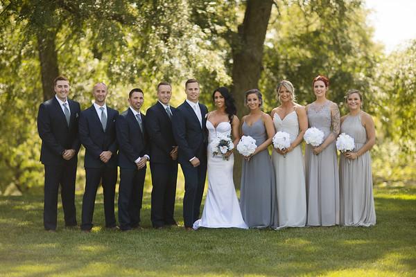 Bridal Party Shade