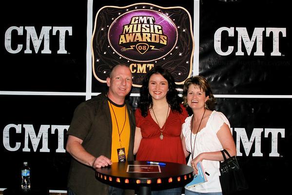 2008 CMT Music Awards - Radio Winners