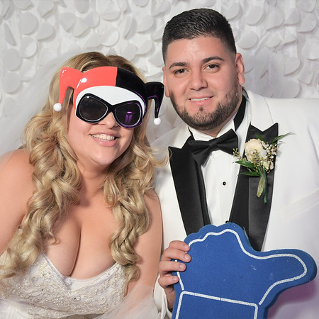 Diana & Francisco's Photo Booth Pictures
