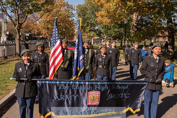 Veterans Day Parade 2017