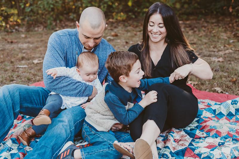 McKillop Family 2019