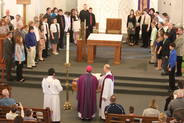 Sts. Joe and Paul Confirmation