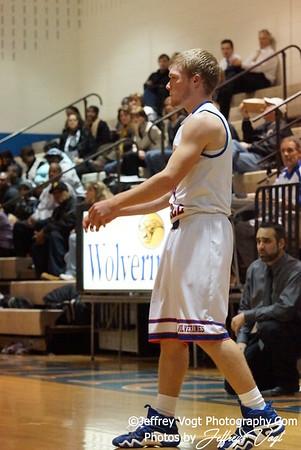 01-24-2012 Watkins Mill HS vs Poolesville HS Varsity Boys Basketball, Photos by Jeffrey Vogt Photography