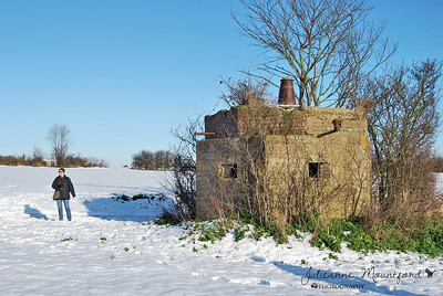 Various pillboxes/forts/bunkers
