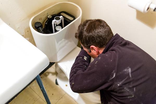 Kendleton Toilet Install