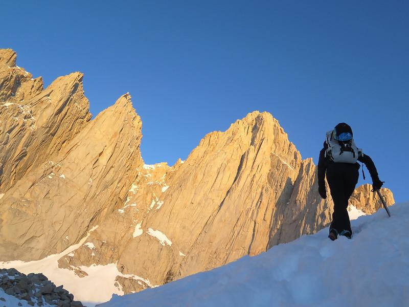 The Range of Light--Eastside Sierra explorations