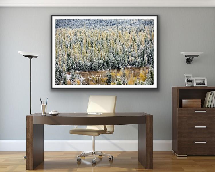 """'Above the Mary's"""" Fine Art Print Framed/Unframed"""
