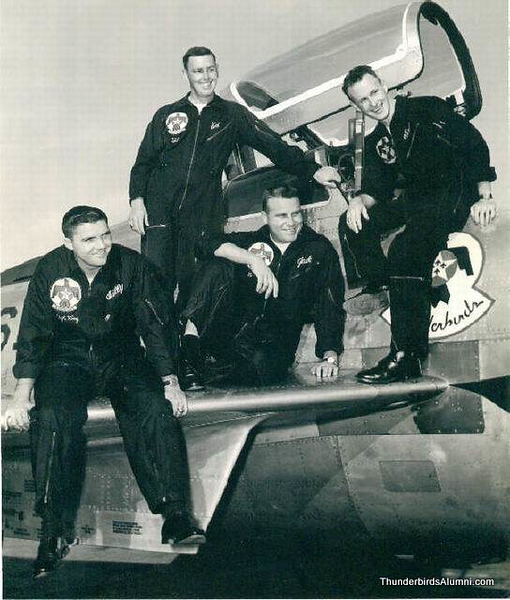 1955 Diamond Pilots