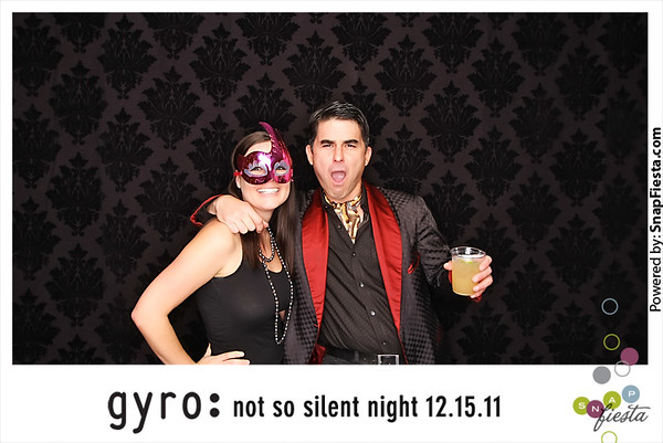 Gyro Not So Silent Night 12.15.11