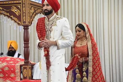 3-26-2016 Punam & Pavit Sikh Wedding