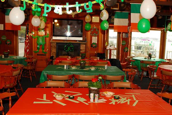 SRBYC 2009-03-14 St Patrick's Party