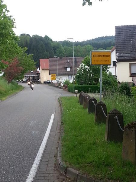 Niederschlettenbach... not far from Bitche