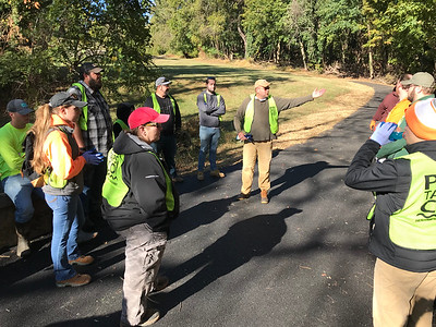 10.19.19 Bill Branch Cleanup at CCBC