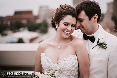 Hannah + Mills Wedding