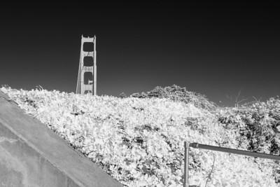 Golden Gate Bridge - January 20th 2013