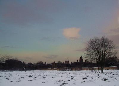 Cambridge in the Snow 2003