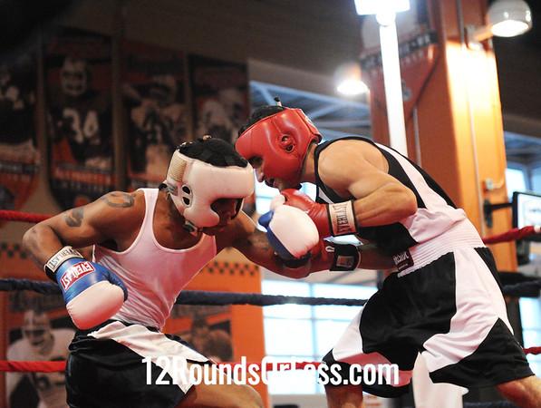 Ronnie Hamayel (Southside B.C.) vs Isaiah Chapman (Rock Hard Cash)  141Pounds-Novice  Bout # 6