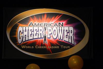Ohio State All Girl Cheerleaders Cheer Power Northeast National Championships Columbus 04-06-08 AM