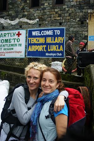 Everest Base Camp trek - July/August 2010
