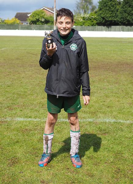 Cameron Smith, Midfield/Forward
