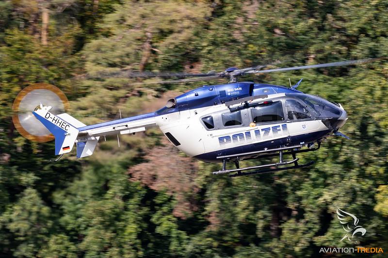 Polizei Hessen | Eurocopter EC 145 | D-HHEC