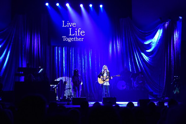 Amy Grant, Nichole Nordeman, and Ellie Holcomb