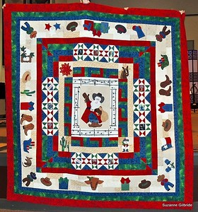2017 02-07  A few of Margie's Round Robin quilts