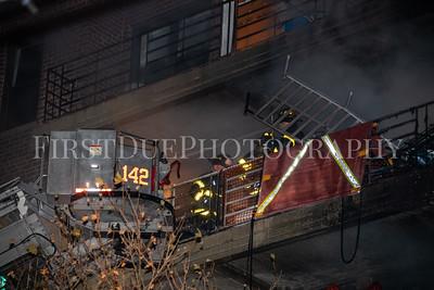 Queens 3rd Alarm Box: 1087 22-11 New Haven Ave. 18 Nov 20