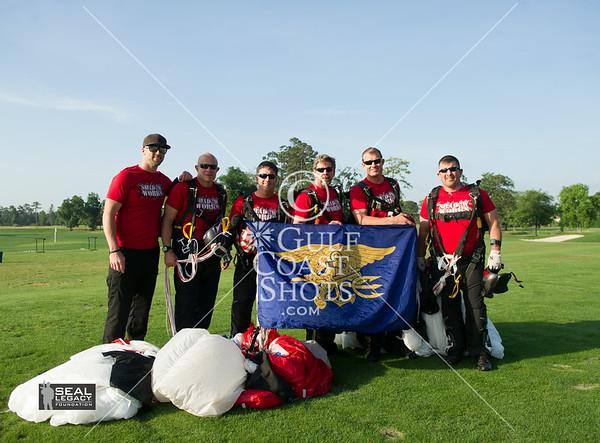 2014-05-18 GO SEAL Legacy Foundation 3rd Annual Golf Tournament