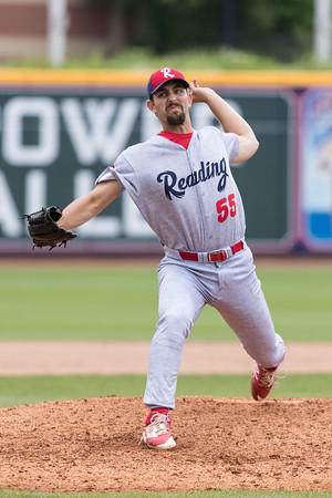 Austin Davis Reading Fightin Phils