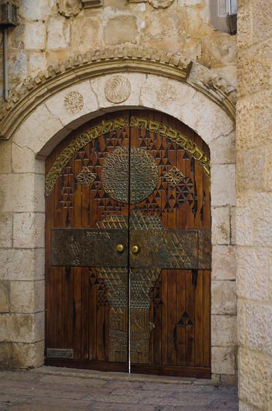 Doors of Jerusalem