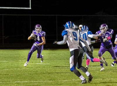 Bellows Falls football moves on.