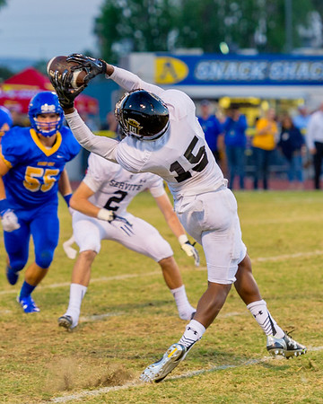 9-4-15 Servite Varsity vs Bishop Amat