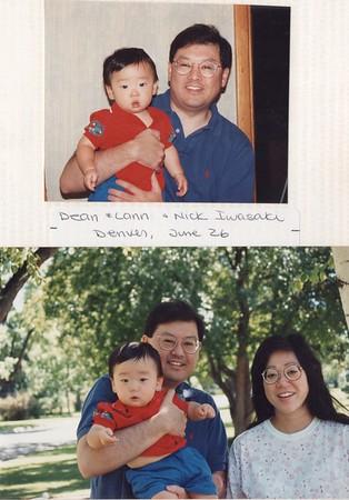 6-27-1993 Friends @ Denver, CO