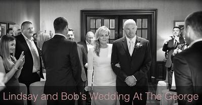 Lindsay and Bob