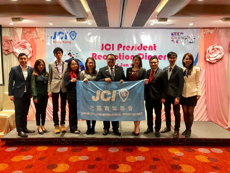 20190104 - JCI President Reception Dinner