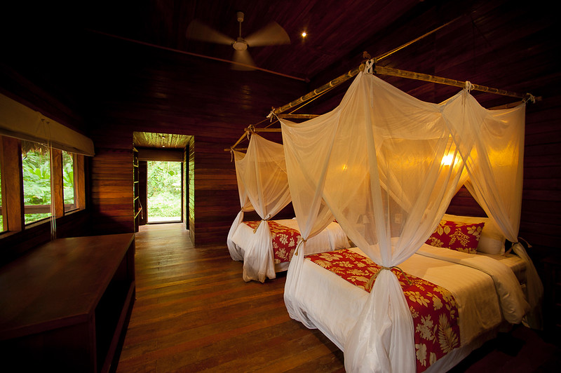 Tsimane Jungle Lodge, Bolivia