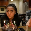 2018-01-22 Elise 17th Birthday V(16) Cake Caleb