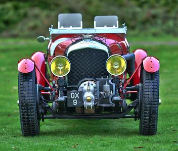 1931 4 8 litre Bentley VA4079  GX9