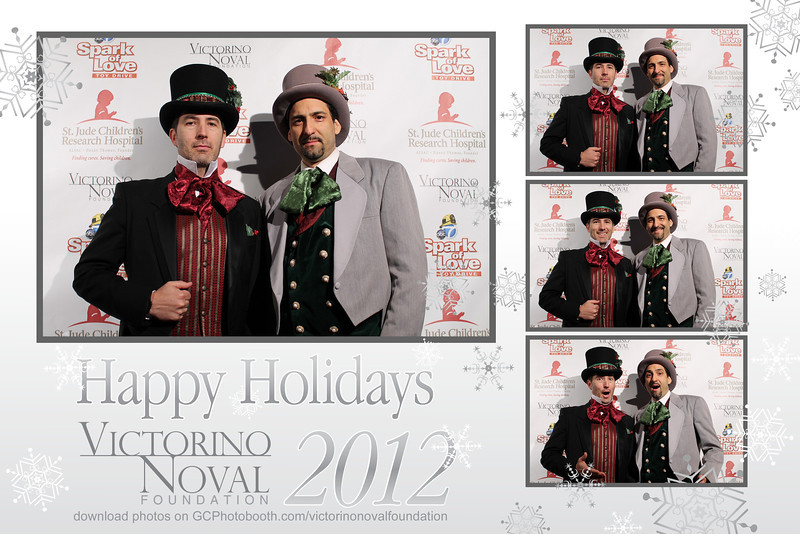 Victorino Noval Foundation Photobooth Prints