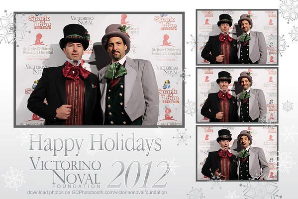 Victorino Noval Foundation Photobooth Prints