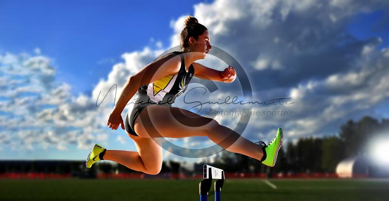 Athlétisme - 400 mètres haies | Projet: Excellence Sportive Mauricie - ESM