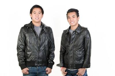 12.23.2011 / Brothers Nam + Dan / Corona, California